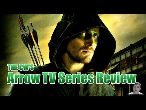 The CW's Arrow TV Series Review!