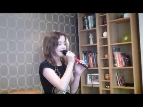 She Wolf - David Guetta cover by Ruby G (Karaoke)