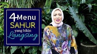 Jalankan diet saat puasa? Ini 4 menu sahur yang bikin langsing ala Dewi Hughes!  : Episode 25