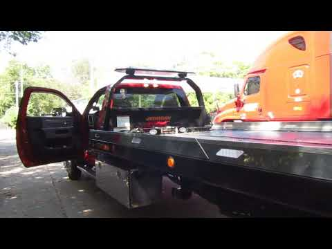 2019 Dodge 5500  tow truck review