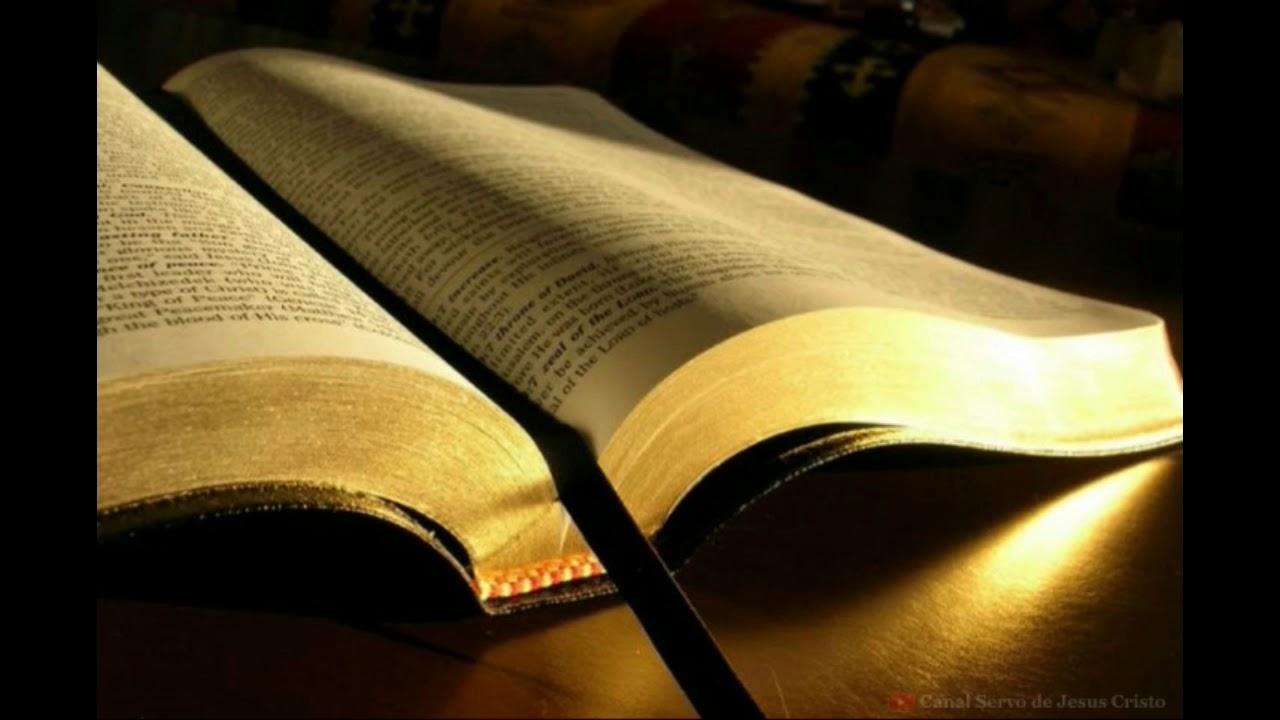 Leitura Bíblica - Livro do Eclesiastes