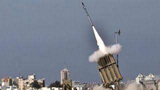 Inside Israel's Iron Dome defense system
