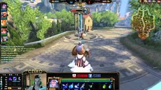 smite gameplay pl 126 uncle zeus   hd 60 fps