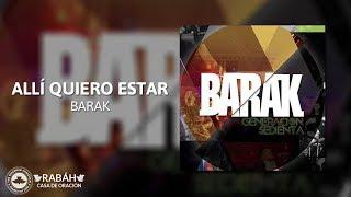 [Pista Karaoke] - Barak - Allí quiero estar