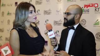 اتفرج| نجوم العالم العربي في تغطيه حفل ملكة جمال مصر