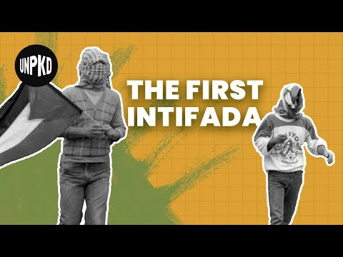 The First Intifada: When Non-Violent Protests Turned Violent