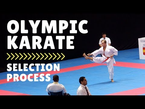 OLYMPIC KARATE QUALIFICATION | WKF Series-A Competition — Jesse Enkamp