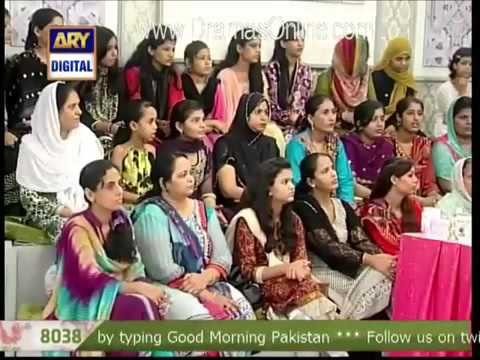 Good Morning Pakistan in HD – 1st April 2016 p2