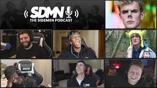 WILL KSI FIGHT LOGAN PAUL OR JAKE PAUL? (Sidemen Podcast)