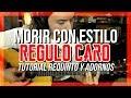 Morir Con Estilo - REGULO CARO - Tutorial - REQUINTO - ADORNOS - Como tocar en Guitarra