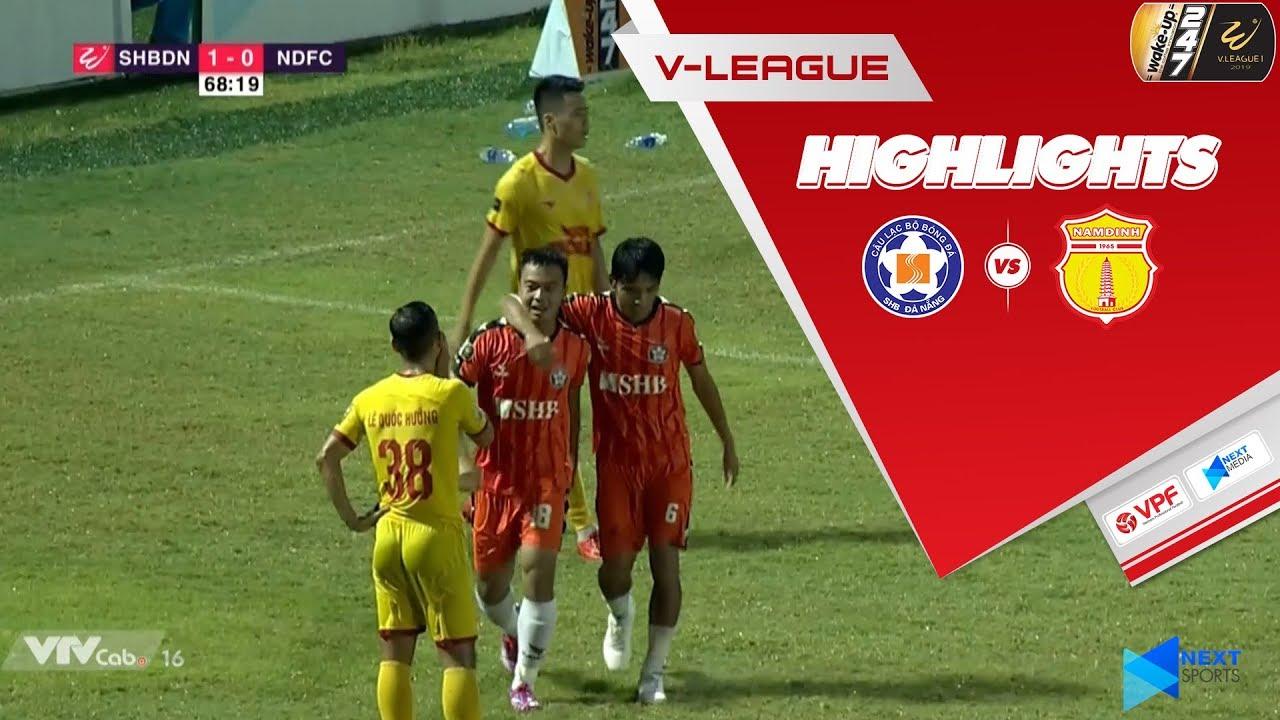 Video: SHB Đà Nẵng vs Nam Định