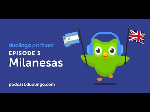 Duolingo Spanish Podcast, Episode 3: Memorias y milanesas