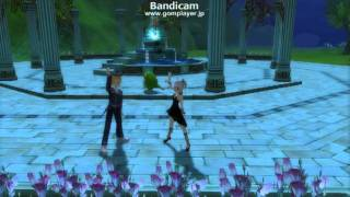 MMORPG【 Lucent Heart】ルーセントハート Dance Music NO,6 ~twilight lounge~