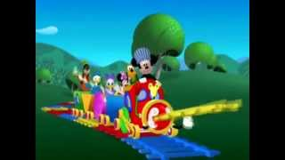 Mickey Mouse Clubhouse | Choo Choo Express | Official Music Video | Disney Junior