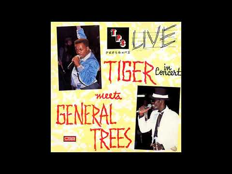 Tiger Meets General Trees In Concert 1987