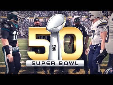 Madden 16 Career Mode - SUPER BOWL 50!! (Ep. 16)