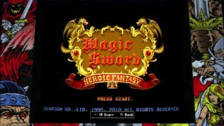 Final Fight: Double Impact - Part 7: Magic Sword Playthrough