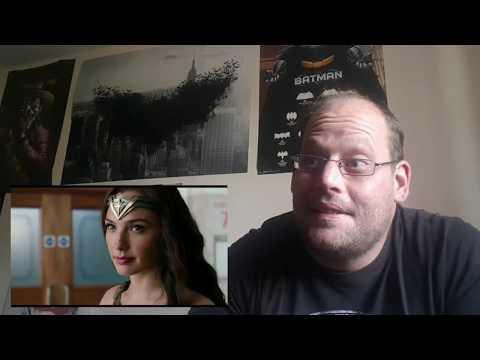 JUSTICE LEAGUE Movie Clip Wonder Women Rescue Reaction