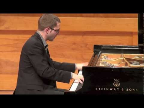 Chopin: Sonata #2 in B-flat Minor, Op 35 - Mvt II - Matthieu Cognet, piano
