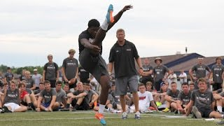 Pressley Harvin | Nation's Best Punter | Class of 2017