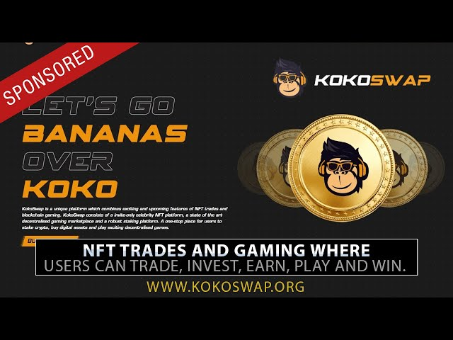 New DeFi+ Platform & First Ever Crypto Boxing Event in Dubai Hosted by KokoSwap!