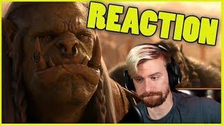 The Reckoning Cinematic Finale | Saurfang VS Sylvanas | Cinematic Reaction World of Warcraft