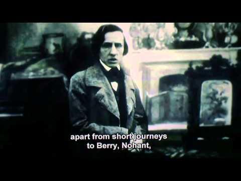 Frederic Chopin's 'Talking Head'