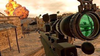 VR Sniper Team PVP Battle - ONWARD