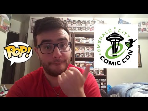2018 ECCC Funko POP Information Guide and RANT