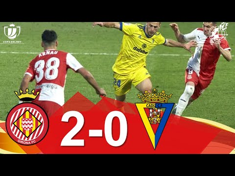 Girona Cadiz Goals And Highlights