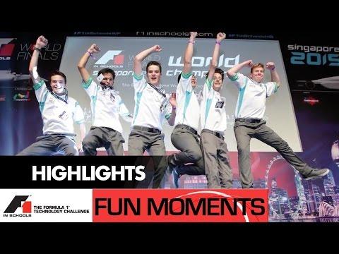 F1 in Schools - Singapore Memories 2015