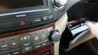 Toyota Highlander II (U40) Рестайлинг/2010г.  117 000 3.5 AT (273 л.c.)