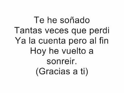 Hecha Para Mi (Letra) - Prince Royce ** PHASE II ** 2012