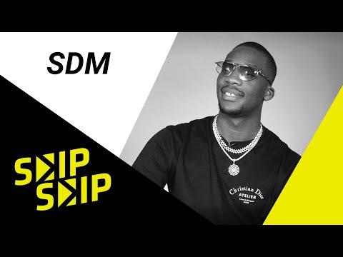 Youtube: SDM:«J'ai écouté Booba toute ma jeunesse» | SKIP SKIP