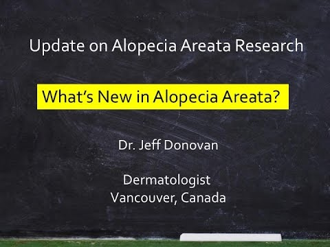 Alopecia areata Update