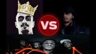 Klash [#كلوشه_زعلانة - #العراب_ضد_الصعاليك - #الفار_السلتوح] Slow Moe & Rap Makkah 217