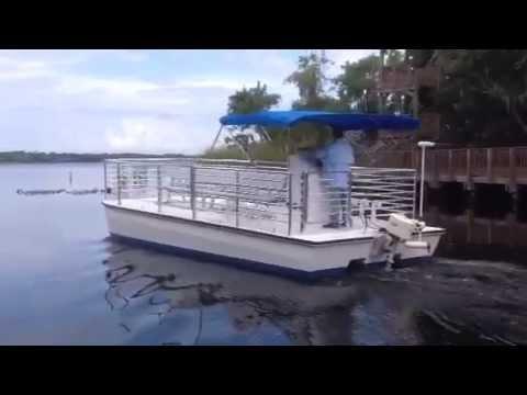 26 X 10 Beachcat Boat Ferry