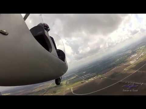 """AutoGiro Lessons - Kermie Cam - Part 3 - """"Autogiro Solo Flight"""""""