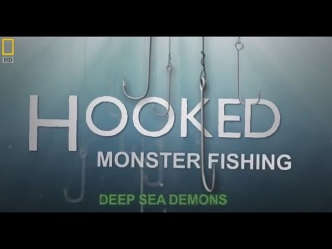 Monster Fishing - Deep Sea Demons National Geographic Documentary HD 1080p