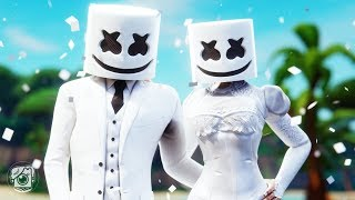 MARSHMELLO GETS MARRIED?! (A Fortnite Short Film)