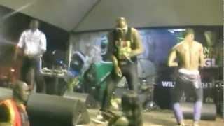 J.Froze (Dj Jeff) Live Performance @ Guinness Nigeria Plc.