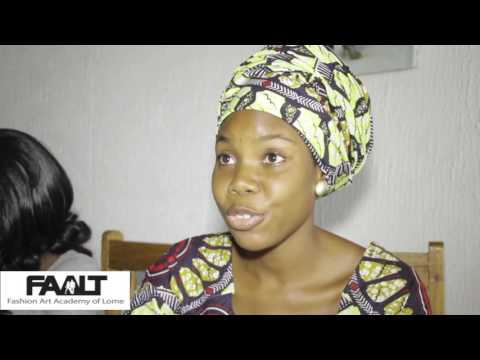 FAALT ( Fashion art Academy of Lome Togo) reportage