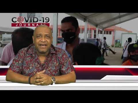 Het COVID -19 Journaal in het Surinaams