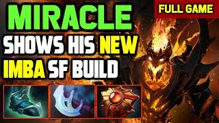 OMG! Miracle Spamming this new SF build - Totally Unkillable Machine