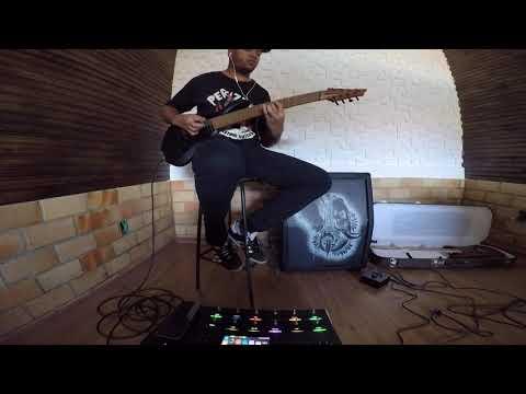 Bleeding For My Enemies - Status Quo / Guitar Playthrough / Peruzzo Guitars e Headrush