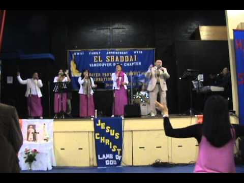 You Deserve the Glory (El Shaddai Vancouver Chapter Gospel Choir)