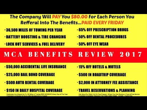 Mca benefits 2017 review motor club of america benefits for Motor club of america reviews