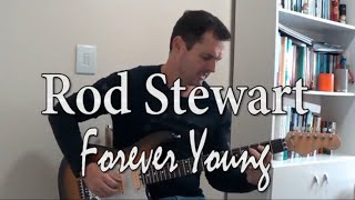 "Forever young - rod stewart guitar version cover by jc bill. contato: jc_musico@hotmail.com "" é o segundo single lançado por em..."