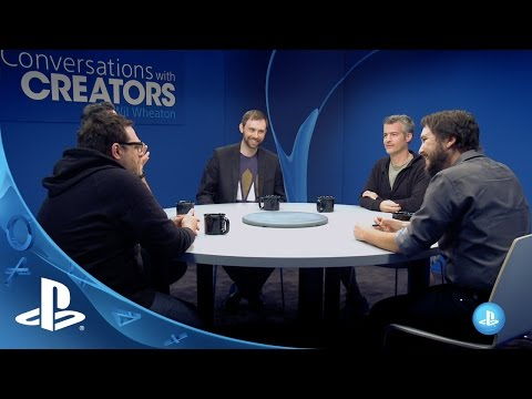 Conversations with Creators with Wil Wheaton | S01, E01: Bungie