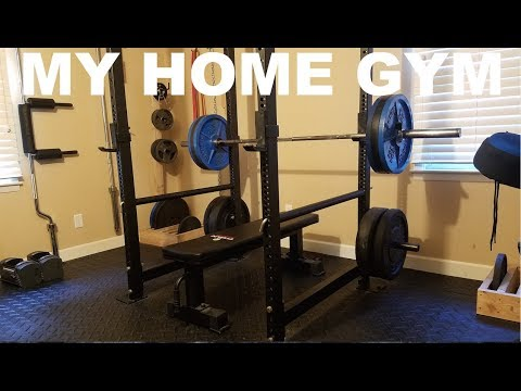 Home Gym Setup Tour